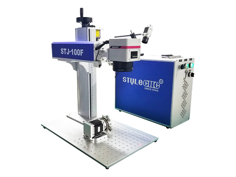 STYLECNC® 20w metal fiber laser marking machine for ss