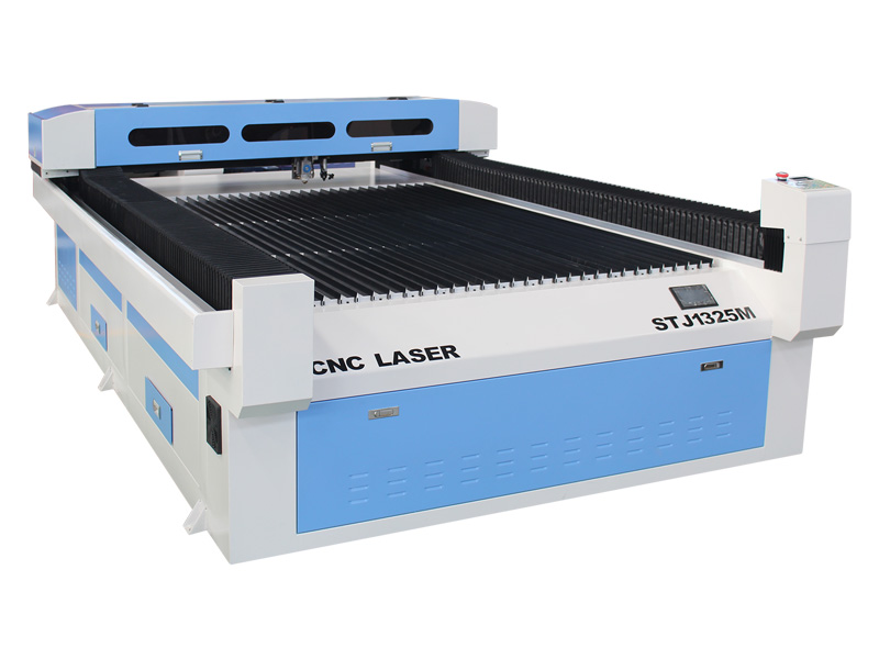 The First Picture of STYLECNC® 1300*2500mm Laser Cutter for Acrylic
