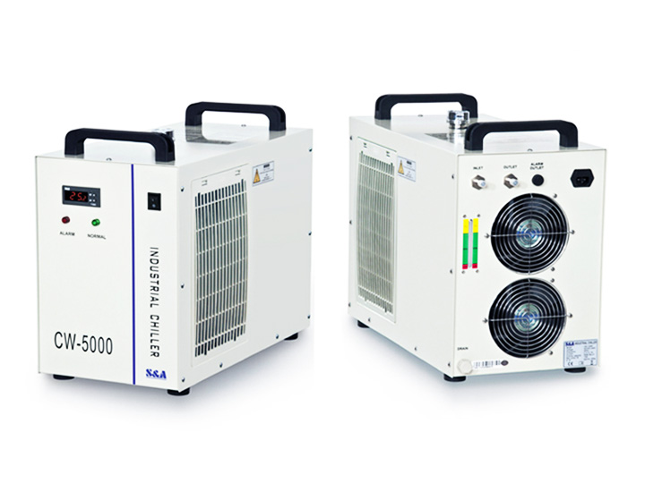 co2 laser engraver water chiller