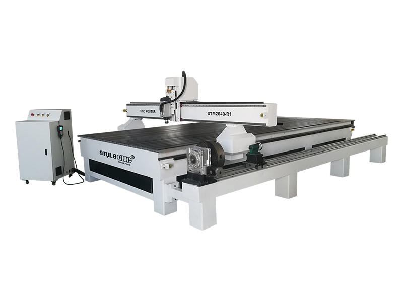 CNC Router for Aluminum Cutting