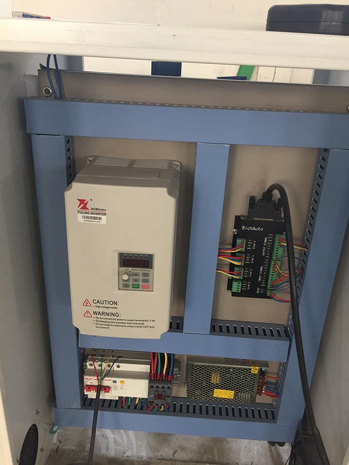 Aluminum CNC router Vacuum pump
