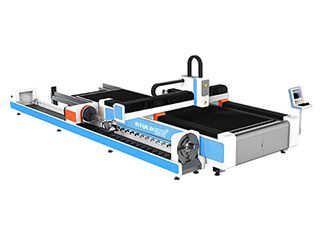 500 Watts IPG Fiber Laser Cutter for Metal Signs