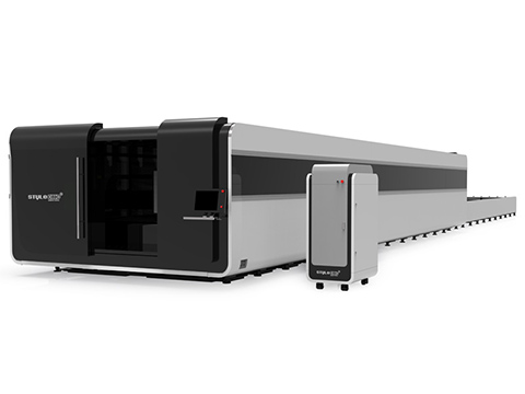 STYLECNC® 500w IPG fiber laser cutter for metal signs