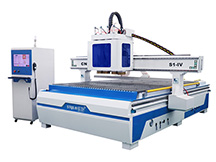Economical ATC CNC Router Machine with Four Spindles for Sale