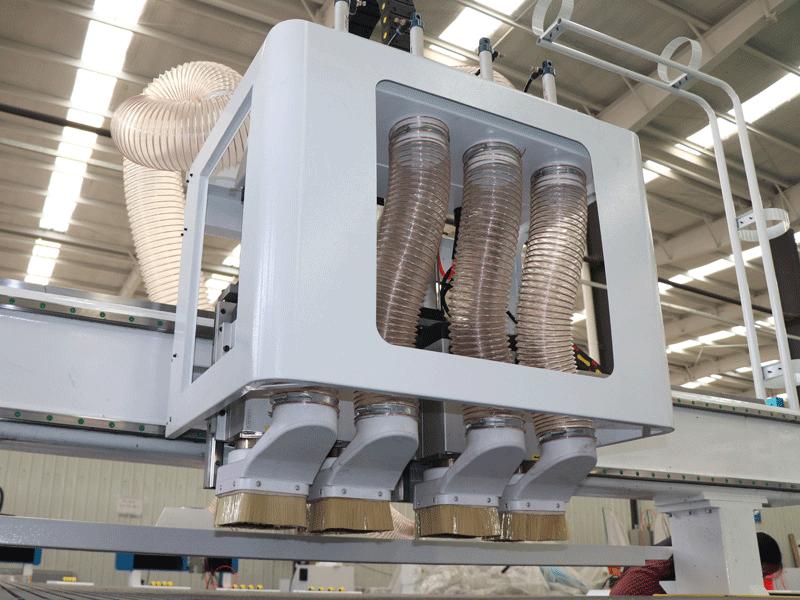 Spindles for Economical ATC CNC Router Machine