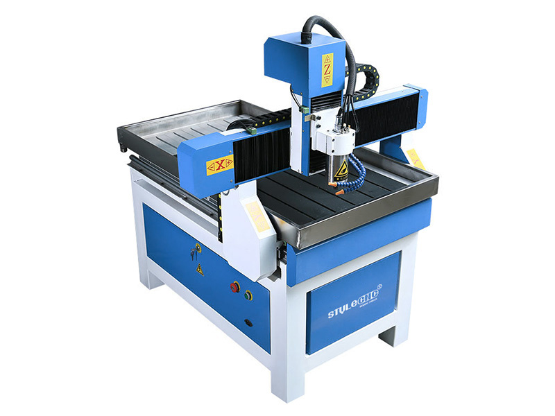 Small CNC milling machine
