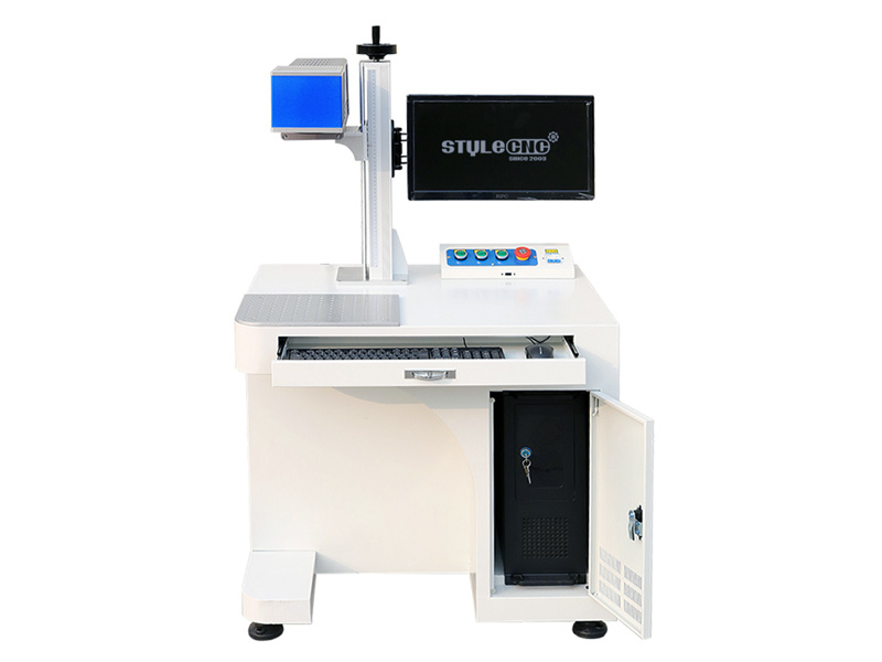 CO2 laser marking machine for COCONUT