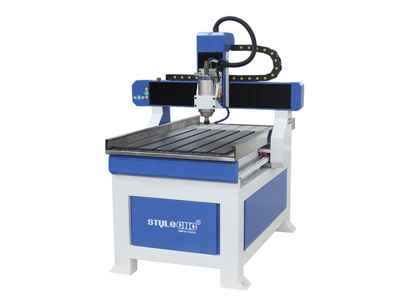 Desktop Small CNC Stone Carving Machine