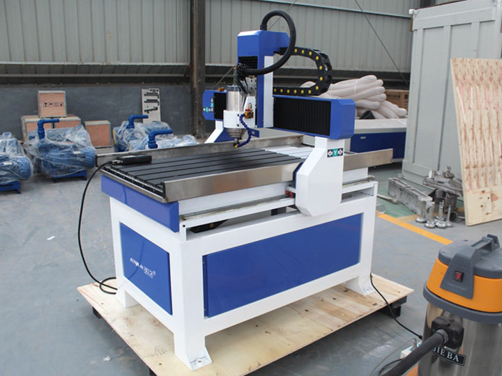 The First Picture of Desktop Small CNC Stone Carving Machine for sale