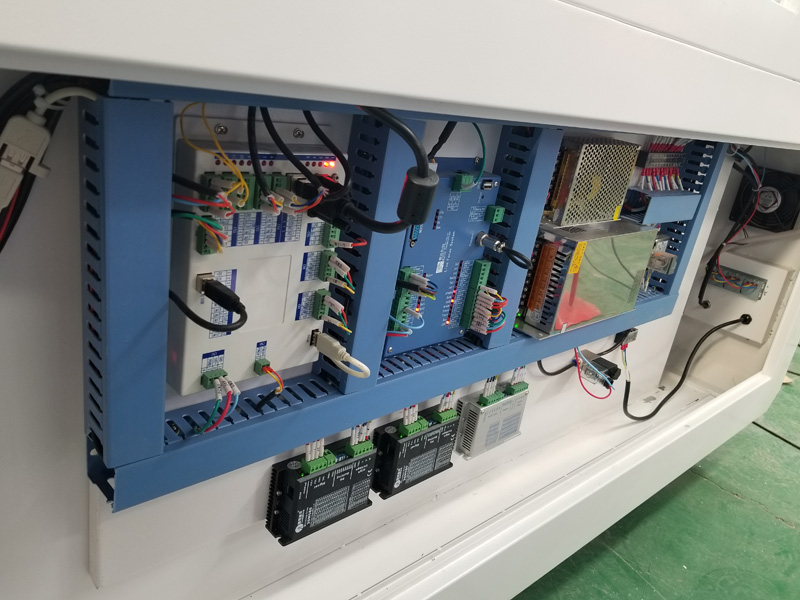 150W laser cutter for metal and nonmetal