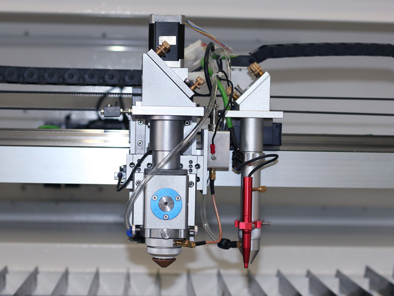 The Third Picture of STYLECNC® 150W laser cutter for metal and nonmetal