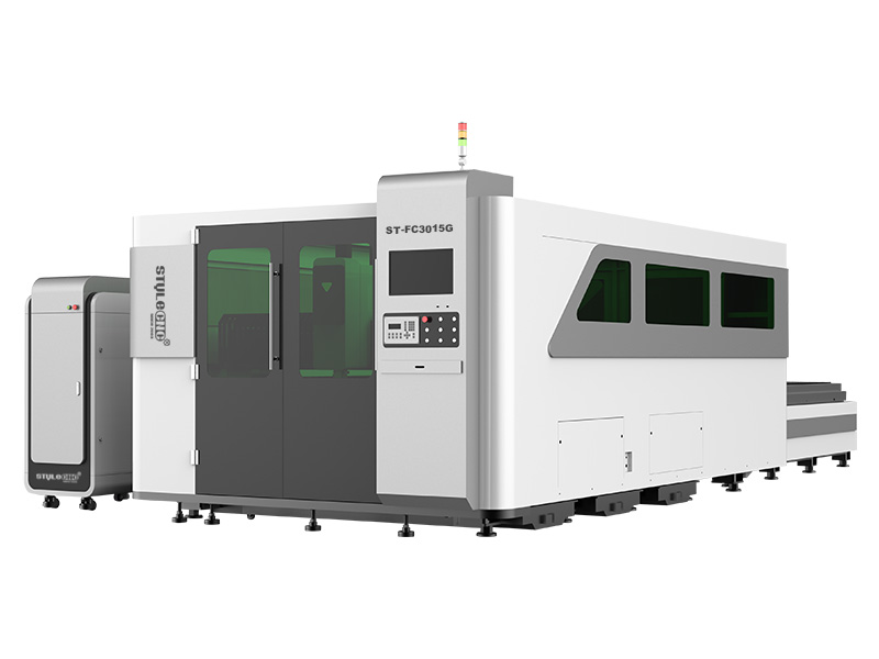 1000W/2000W/3000W fiber laser cutter for metal fabrication