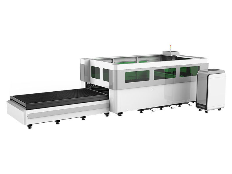 The Second Picture of 1000W/2000W/3000W Fiber Laser Cutter for Metal Fabrication