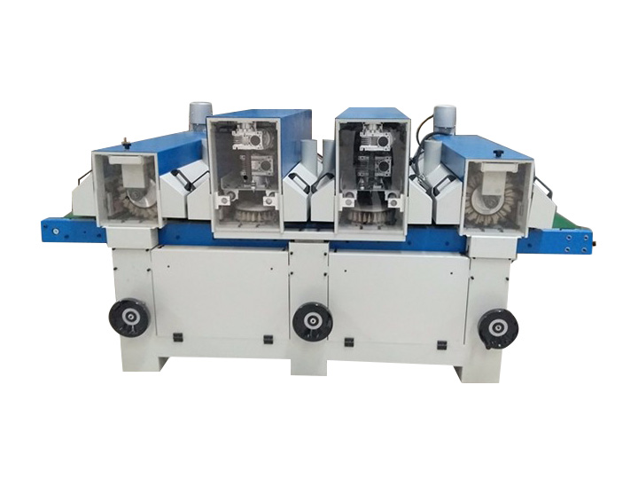 CNC wood sanding machine
