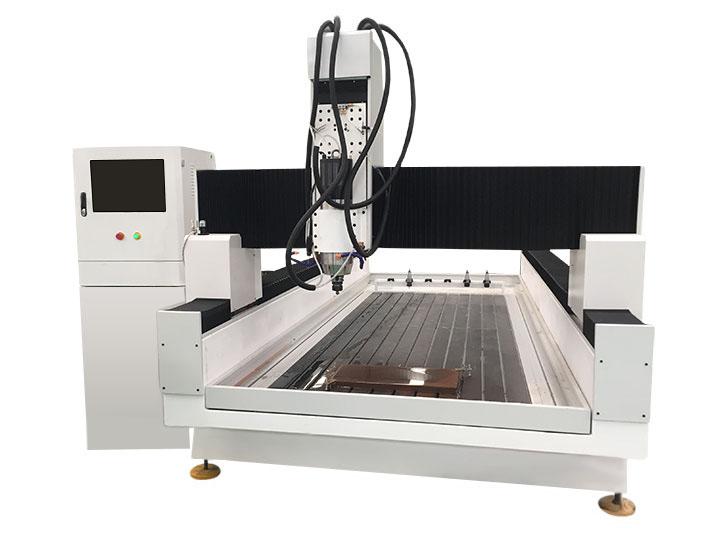 linear ATC stone CNC engraving machine