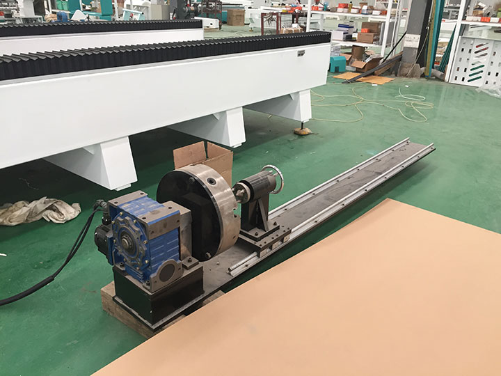 The Third Picture of STYLECNC® linear ATC stone CNC carving machine