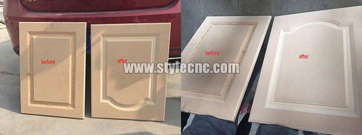 CNC wood sanding machine projects