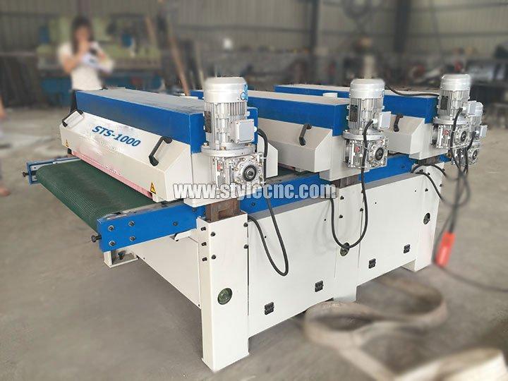 CNC wood sanding machine