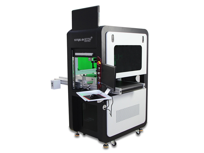 The Second Picture of 2020 Best Laser Marking System for Metal with Fiber Laser Source