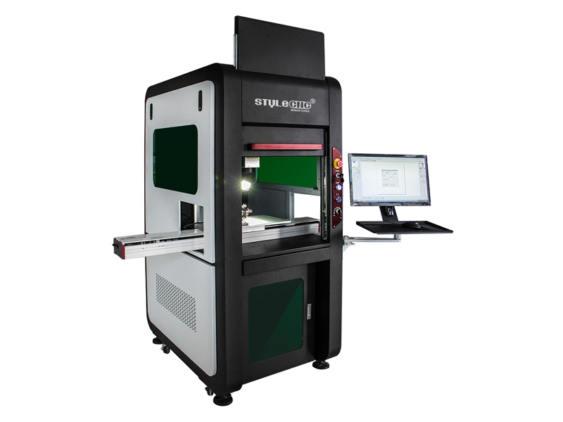 The First Picture of 2020 Best Laser Marking System for Metal with Fiber Laser Source