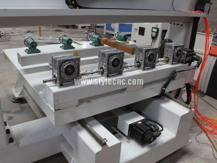 spare parts for 3D CNC router machine