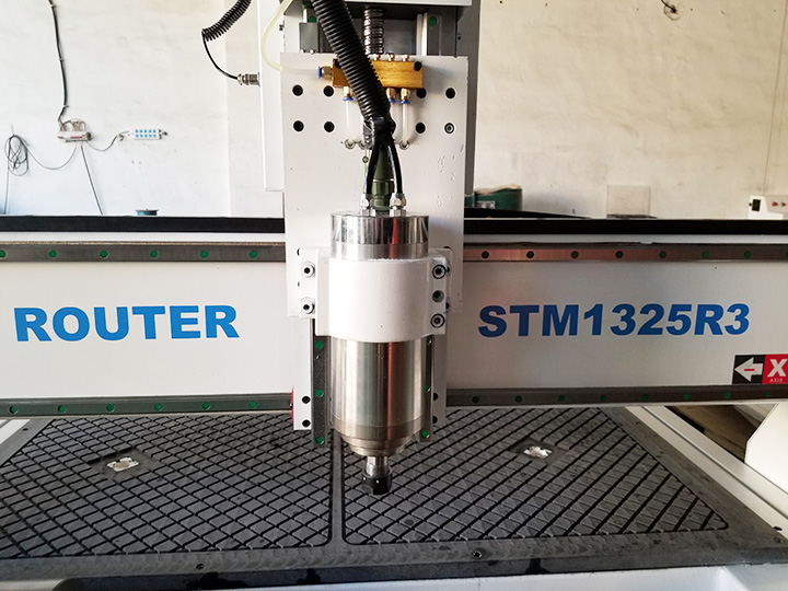 1325 CNC Router Spindle