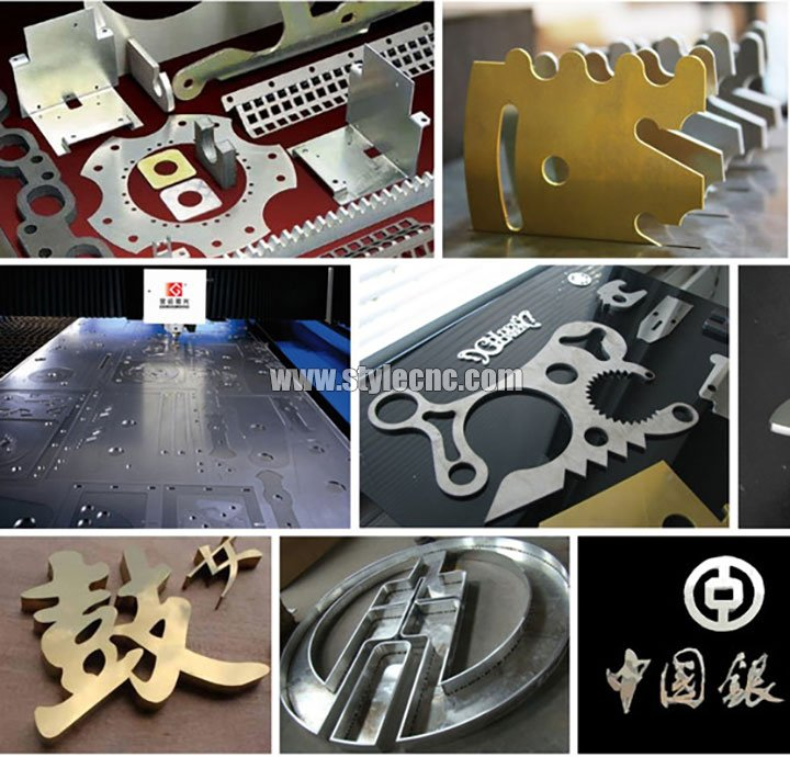 Metal arts and crafts by Dual-Purpose Fiber Laser Cutting Machine for Metal Sheet, Tube and Pipe