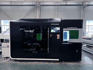 High power 2000w fiber laser cutting machine for metal