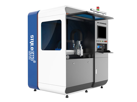 STYLECNC® 1000w mini fiber laser cutting machine for sale