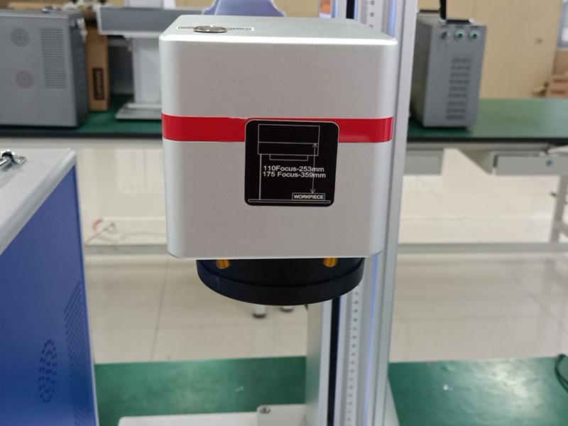 fiber laser engraving machine feature