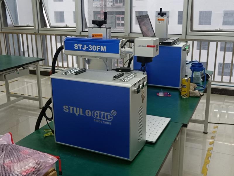 fiber laser engraving machine details