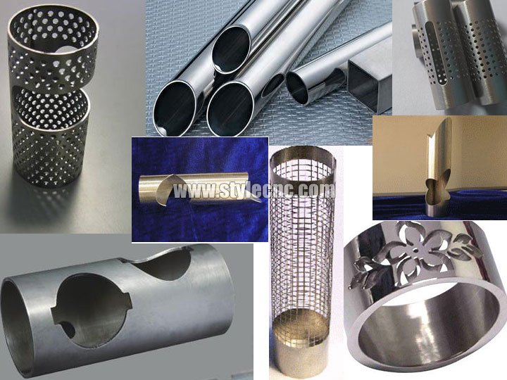 CNC pipe cutting machine projects
