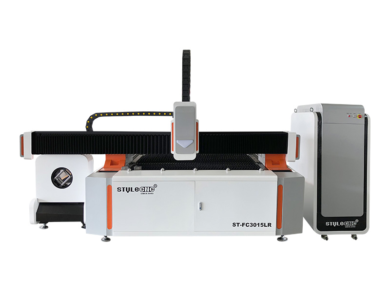 fiber laser cutting machine for sheet metal and metal tube