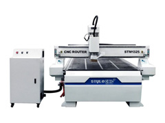 STYLECNC® STG1224 4 axis Rotary CNC Router Machine for Woodworking