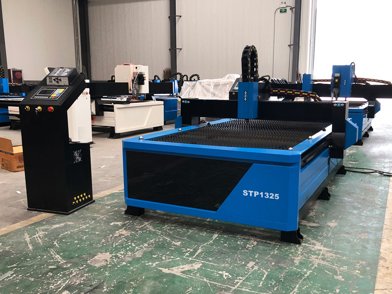 The Best CNC Plasma Cutting Machine with 4x8 Table Size