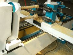 STYLECNC® STL1516 CNC wood lathe machine for sale