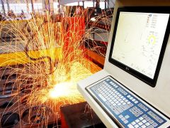 What is A CNC Plasma Cutter used for?