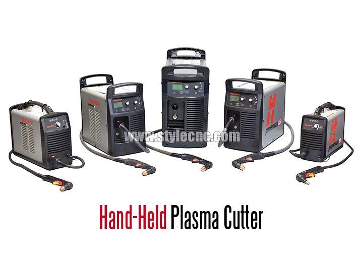 Hand-Held Plasma Cutter