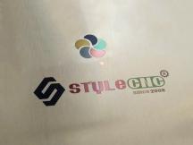 Laser Marking Color Logo on Stainless Steel by Fiber Laser Marking System