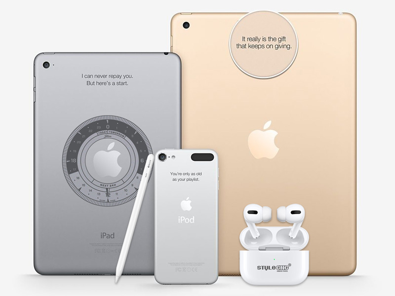 Iphone case laser engraving