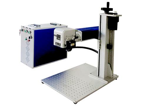 <b>MOPA 20w fiber laser marking machine for iPhone cover, shell, case</b>