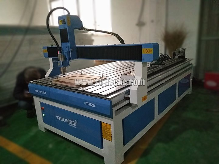 advetising CNC router