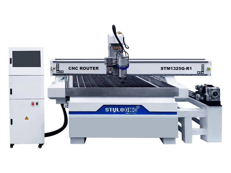 CNC Router for Glass