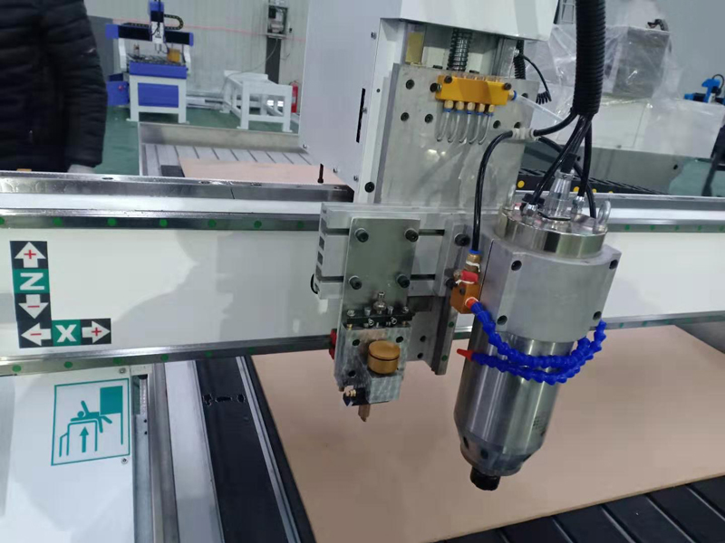 The Second Picture of STYLECNC® Glass Cutting and Carving CNC Router for sale