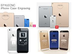 STYLECNC® Laser Engraving Machine for iPhone Cases