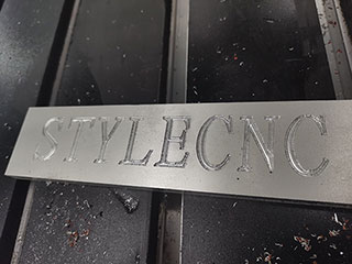 CNC Milling Machine for Metal Carving