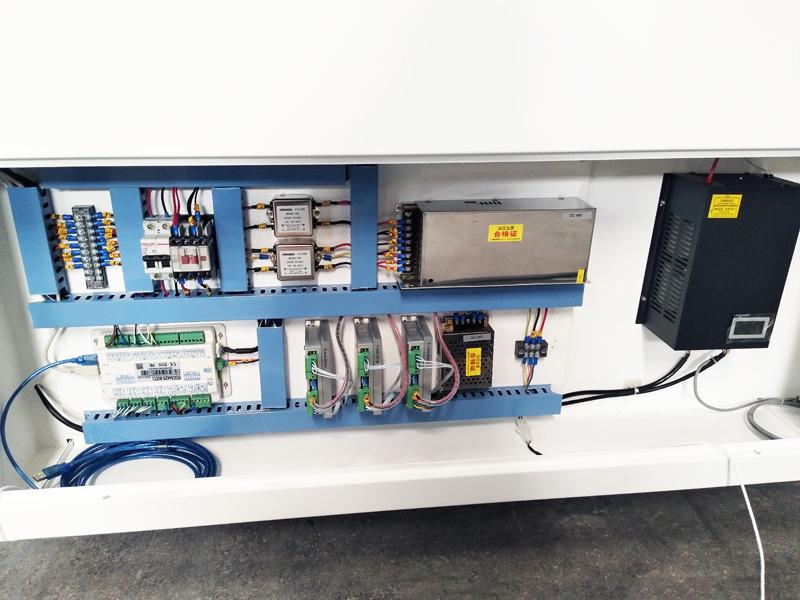 Power of 100W CO2 Laser Wood Cutting Machine