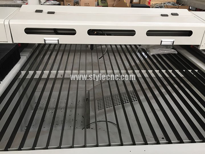 blade table of Laser Cutting Machine
