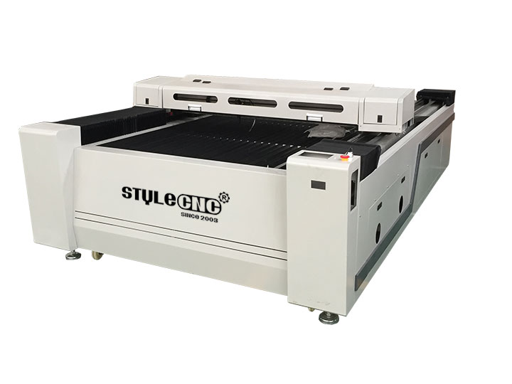 laser cutting machine for leather