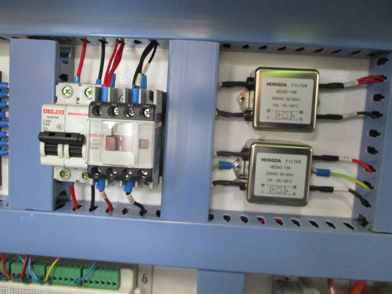 Dual Head CO2 Laser Cutter Control Box